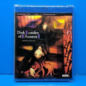 Dusk-Maiden-of-Amnesia-Complete-Collection-Soundtrack-CDs-Blu-ray-Anime