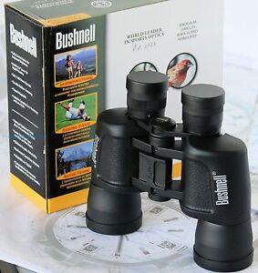 Excelente-Binoculares-Bushnell-Powerview-8-x-42-Nuevo-Super