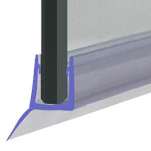Shower Enclosure Screen Bottom Fin Seals For Glass Doors 1m