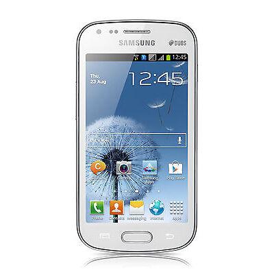 Samsung  Galaxy S Duos 2 GT-S7582 - 4 GB - White - Smartphone