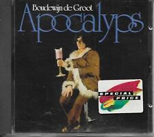 BOUDEWIJN DE GROOT - Apocalyps CD Album 12TR (MERCURY) 1970/1988 HOLLAND RARE!!