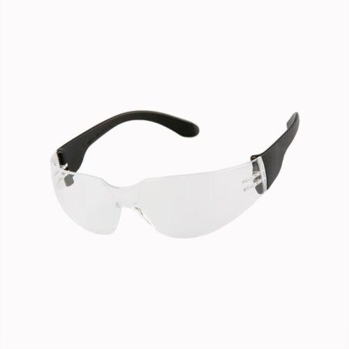 Schutzbrille Polycarbonatscheiben EN166 verschiedene Farben 1 - 5 Stück Sparpack