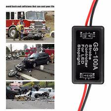 Universal Pair GS-100A LED Brake Stop Light Strobe Flash Module Controller Box