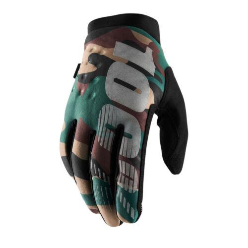 100/% Prozent Brisker Winter Handschuhe DH MX Motocross MTB Quad BMX Glove Enduro