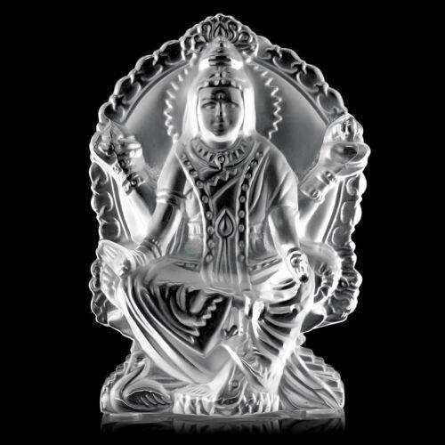 Lalique Crystal 4 Mahalakshmi purity spiritual power LAKSHMI Buddha 119500