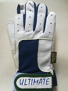 Gloves Sailing Kayak Canoe Ski Kite Board Windsurf Standard Full Finger Padded