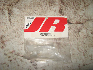 RC-JR-Racing-Servo-White-Nylon-Gear-Set-Z270-JRPSGZ270