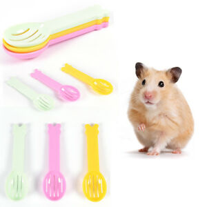 1xPet-Cleaning-Pick-up-Pooper-Scooper-Hamster-Clean-Hollow-out-Litter-Shovels-OT