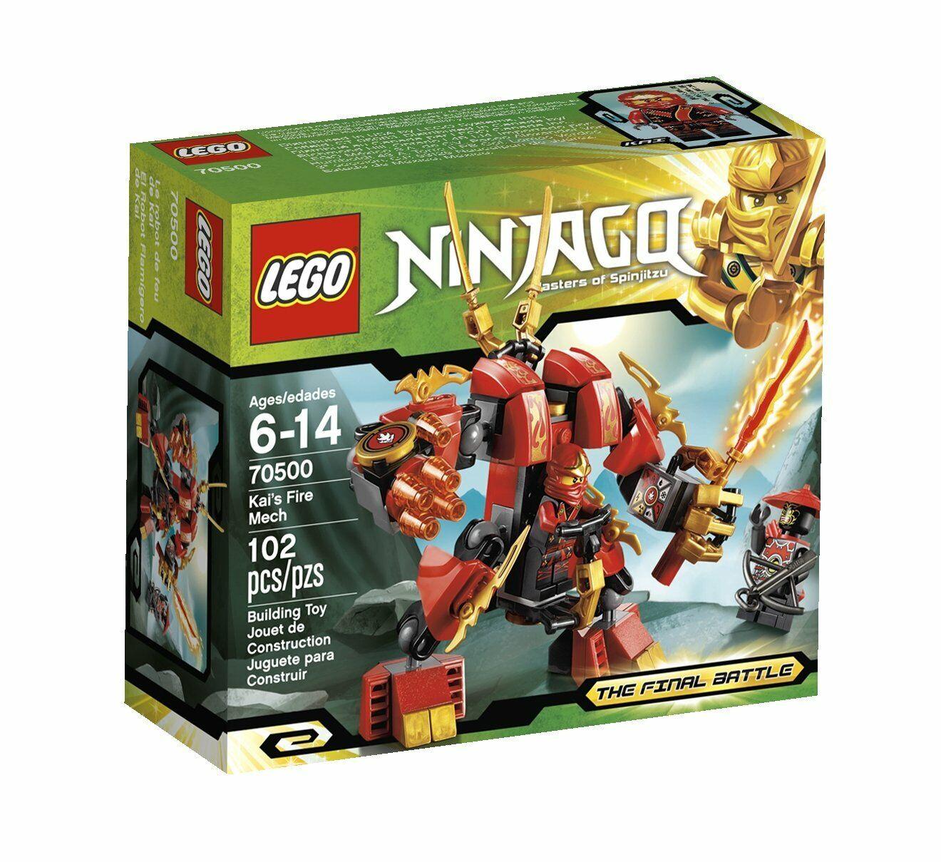 LEGO Ninjago Kai's Fire  Mech (70500)  comprare sconti