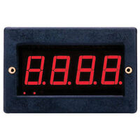 Voltcraft PM 129 LED Digital Panel Meter Volt Meter Measurement