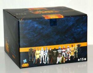 Hasbro Star Wars 3.75 inch Figure Lot of 15