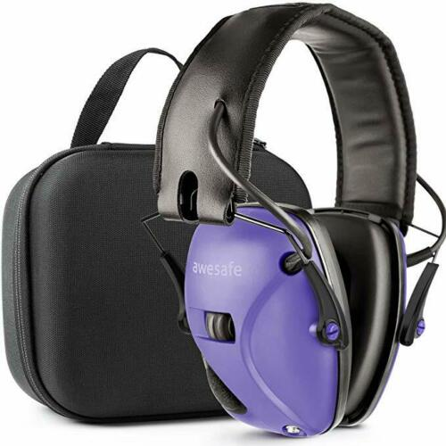 awesafe Ear Protection for Shooting Range,Electronic Hearing Protection