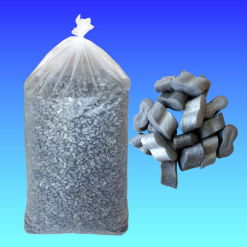 400 l Verpackungschips Füllmaterial Polster Chips Verpackungsmaterial Styropor