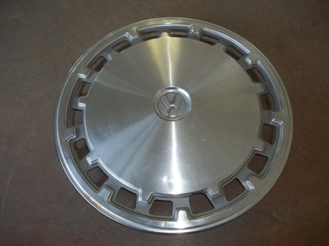 """1983 83 1984 84 VW Rabbit Hubcap Rim Wheel Cover Hub Cap 13"""" OEM USED 61514"""