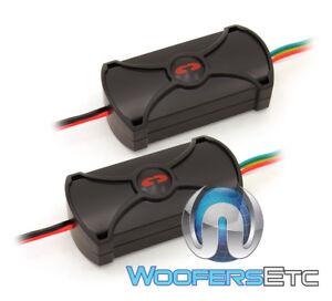 PAIR OF CDT AUDIO EX-430 CROSSOVERS FOR CAR SPEAKERS TWEETERS NEW