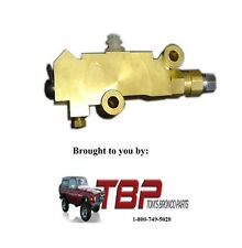 Proportioning/Combination Brake Valve 1976-1986 Ford F150 F250 F350 & Bronco