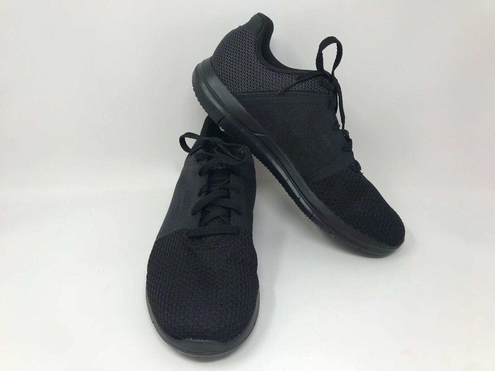 New  Men's Skechers 54014 Go Flex 2 Athletic shoes - Black J19