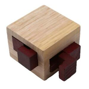 Classic-IQ-Mind-Wooden-Magic-Box-Puzzle-Game-Brain-Teaser-Educational-Toy-J