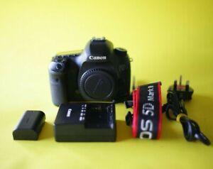 Canon-EOS-5D-Mark-III-DSLR-Camera-5D3-mk3-mk-iii-3-months-warranty