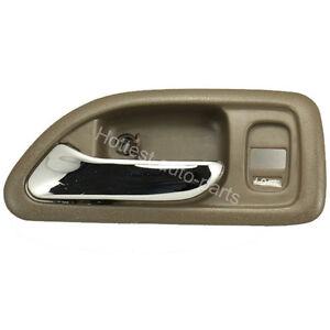 94-95-96-97-Honda-Accord-Interior-Inside-Door-Handle-Drive-Front-Left-Brown
