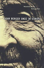 Once in Europa, John Berger | Paperback Book | 9780747545484 | NEW