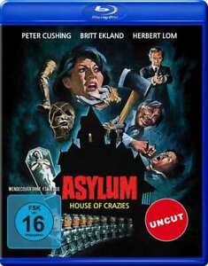 Asylum-Laberinto-Des-Schreckens-Roy-Ward-Baker-Peter-Cushing-Blu-Ray-Nuevo
