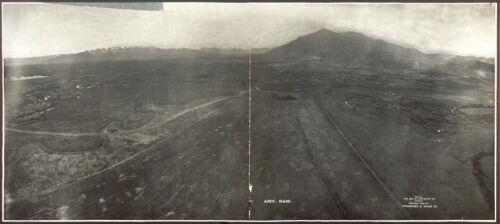 Photo Arco,Butte County,Idaho 83213 1909 Panoramic