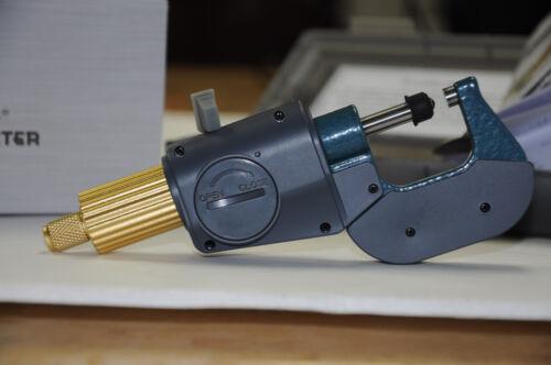 "iGAGING IP54 EZ Data Micrometer 0-3/"" 3 tools"
