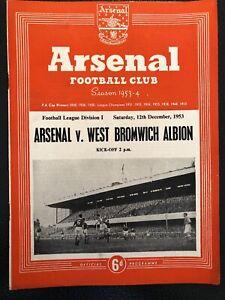 Arsenal-v-West-Bromwich-Albion-Div-1-12-12-1953