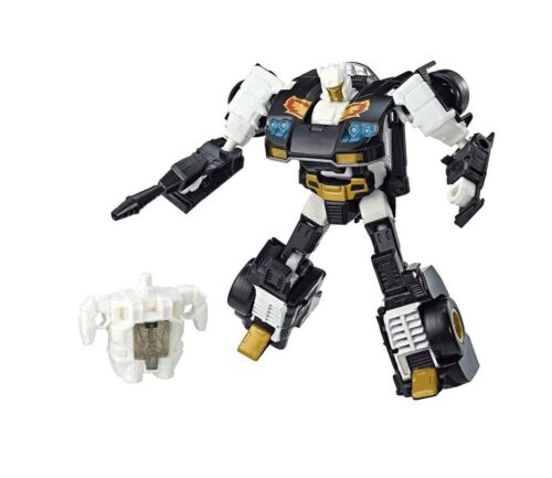 Transformers Generations Select Deluxe Stepper Ricochet - Sealed