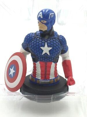 fascicule neuf captain américa Marvel buste de collection