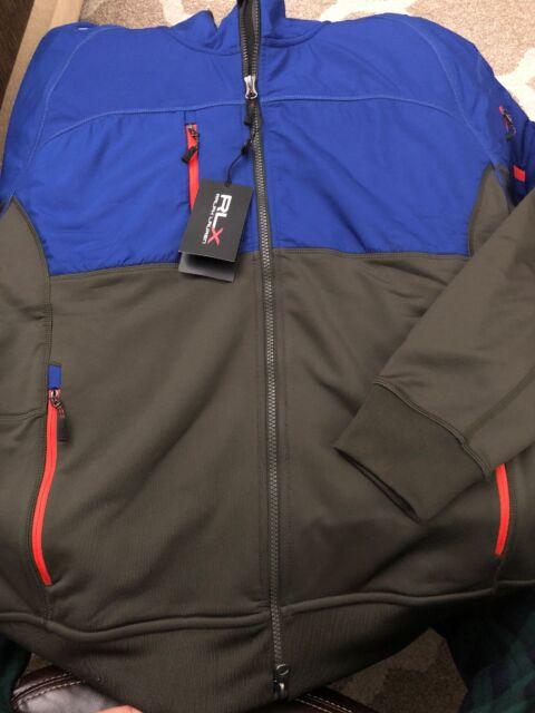 Rlx Ralph Lauren Golf Men S Speed Royal Forest Moss Hybrid Cas Jacket Sz Xl For Sale Online Ebay
