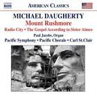 Mount Rushmore/Radio City/Gospel von Paul Jacobs,Carl St.Clair,Pacific Symphony (2013)