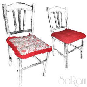 De Housse Sur Différentes Lacets Double 6 Chaise Oreillers Couleurs Détails Face nOPX8w0k