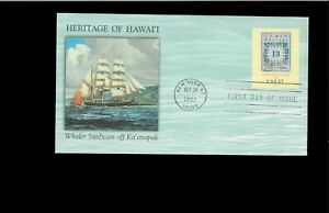 2002-First-day-Cover-Hawaiian-Missionaries-stamps-New-York-NY
