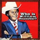 World Psychedelic Classics, Vol. 5: Who Is William Onyeabor? by William Onyeabor (Vinyl, Oct-2013, 3 Discs, Luaka Bop)