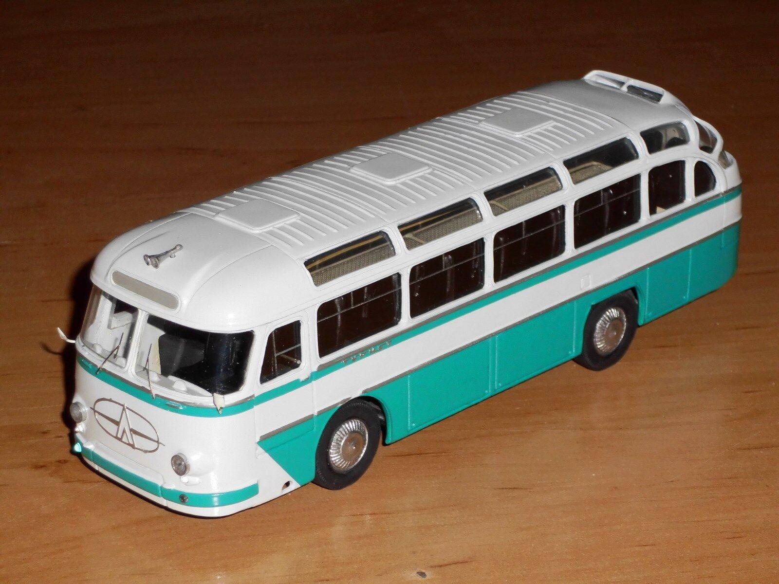 Bus laz-697e turista, finoko, russa lavoro manuale modello 1,43