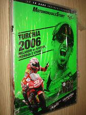 DVD N°9 MOTOMONDIALE STORY LE 10 GARE INDIMENTICABILI TURCHIA 2006 MELANDRI