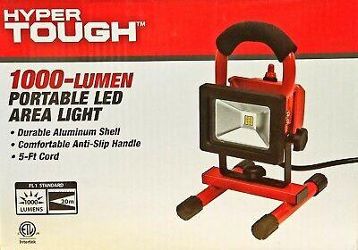 Hyper Tough 1000 Lumen Portable Led Area Light