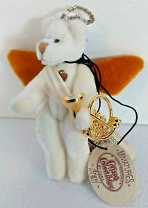 New Ganz Miniature Angel Bear Cottage Collectibles Jointed Ebay