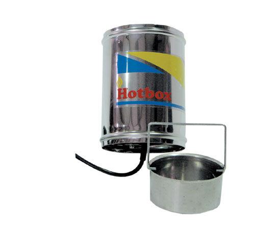 Hotbox Sulfume Schwefel-Vaporisator Schwefelverdampfer gegen Schimmel Grow