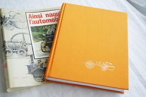 ICKX-AINSI-NAQUIT-L-039-AUTOMOBILE-EDITA-ILLUSTRE-1971-AUTOMOBILIA
