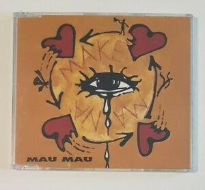 MAU-MAU-MAKE-MANA-REMIX-NEW-MAXI-CD-NEUF-Italian-band-from-Turin