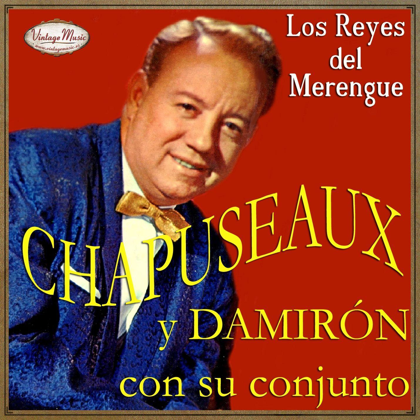 CHAPUSEAUX Y DAMIRON - CHAPUSEAUX Y DAMIRON iLatina CD 174 Guaracha , Son Montuno , Si Ella Se Deja - CD