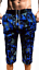 Indexbild 6 - Camouflage Badeshorts Badehose Shorts Herren Männer Bermuda Shorts Sport Men 76