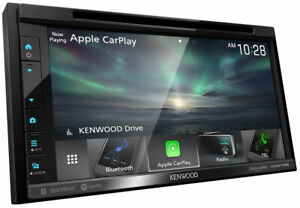 Details about Kenwood DDX6706S 2 DIN DVD Player 6 8