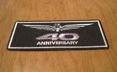 Honda Goldwings PS-3352-40GW5  40th Anniversary Goldwing Patch / Read Below