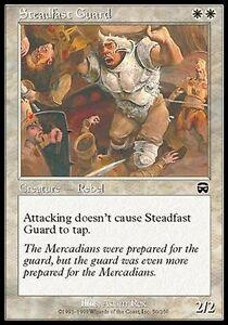 4x-Guardia-Resolute-Steadfast-Guard-MTG-MAGIC-MMQ-Mercadian-Masques-Eng-Ita