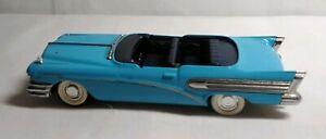 Vitesse-1-43-escala-Buick-convertible-Azul-solo-para-restauracion-Sin-Caja