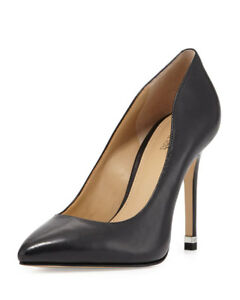 New-Michael-Kors-Arianna-100-leather-shoes-US10-UK7-5-RRP-150